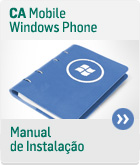 Manual CA Mobile - Windows Phone