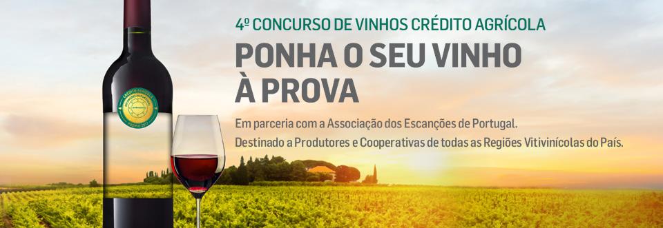 4º Concurso de Vinhos CA