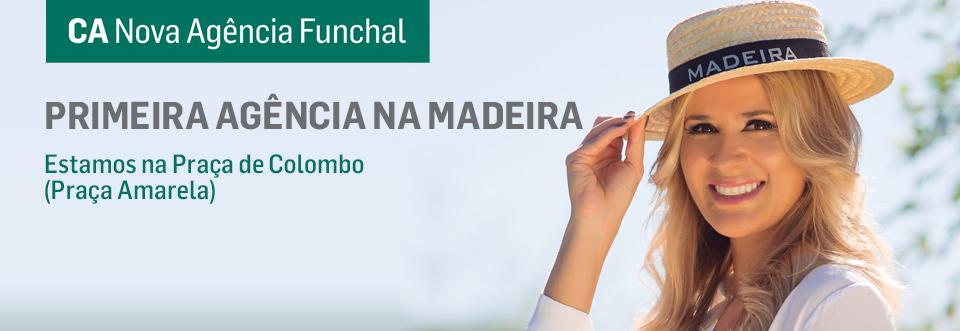 Nova Agência no Funchal